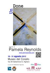Pamela Reynolds locandina A4 2