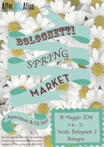 Bolognetti spring market 2